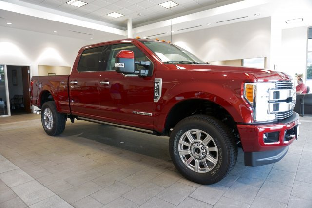 2018 F-250 Crew Cab 4x4,  Pickup #00R36564 - photo 1