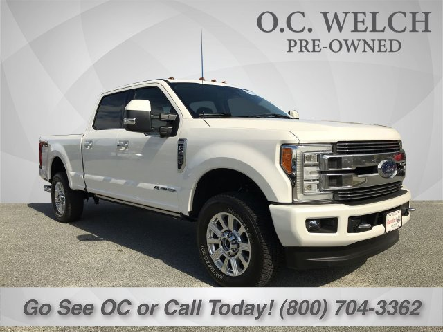 2018 F-250 Crew Cab 4x4,  Pickup #00R36568 - photo 1