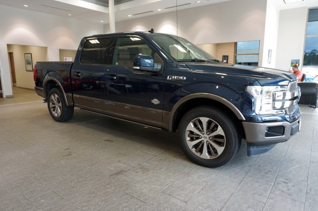 2018 F-150 SuperCrew Cab 4x2,  Pickup #00R45879 - photo 1