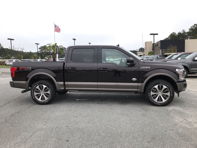 2018 F-150 SuperCrew Cab 4x4,  Pickup #00R45897 - photo 3