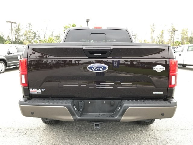 2018 F-150 SuperCrew Cab 4x4,  Pickup #00R45897 - photo 5