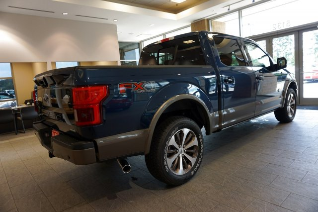 2018 F-150 SuperCrew Cab 4x4,  Pickup #00R45903 - photo 2