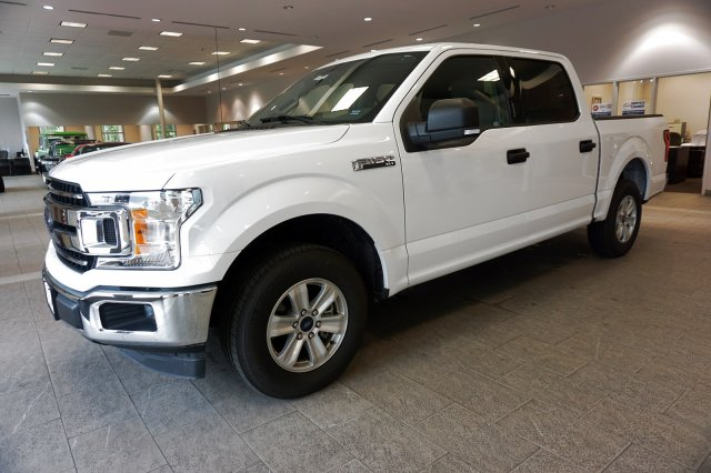 2018 F-150 SuperCrew Cab,  Pickup #00R63509 - photo 4