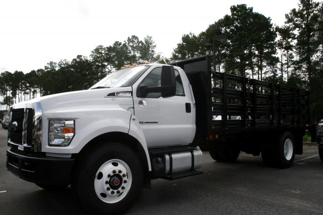 "2017 F-650 Regular Cab, Double ""A"" Stake Bed #00T00352 - photo 5"