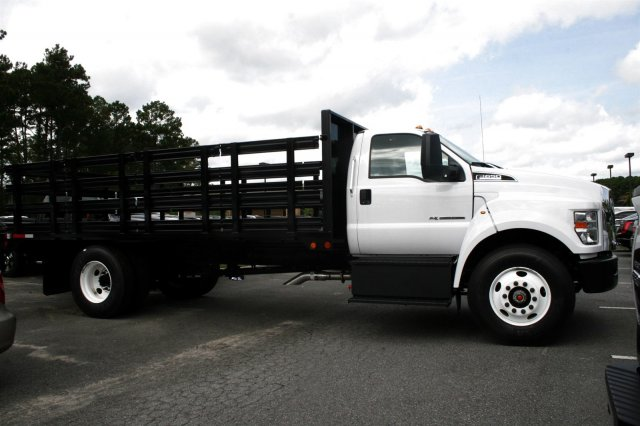 "2017 F-650 Regular Cab, Double ""A"" Stake Bed #00T00352 - photo 6"