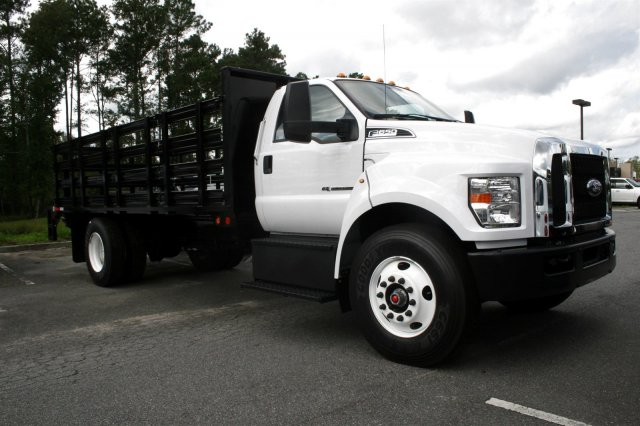 "2017 F-650 Regular Cab, Double ""A"" Stake Bed #00T00352 - photo 7"