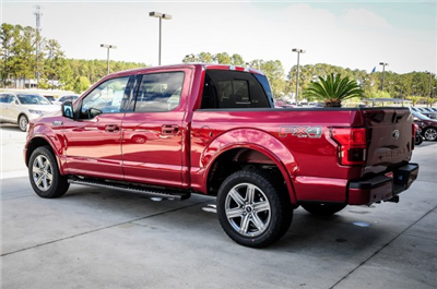 2018 F-150 Crew Cab 4x4, Pickup #00T01239 - photo 2
