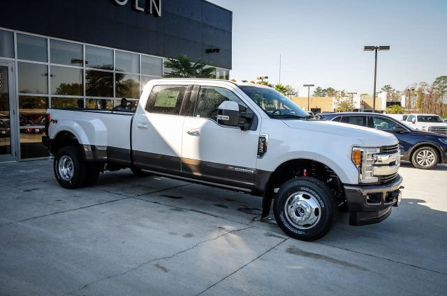 2017 F-350 Crew Cab DRW 4x4, Pickup #00T05394 - photo 8