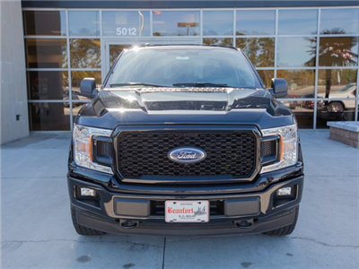 2018 F-150 Crew Cab 4x4, Pickup #00T08215 - photo 4
