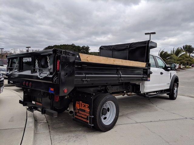 2020 Ford F-450 Crew Cab DRW 4x2, Godwin Dump Body #00T12012 - photo 1