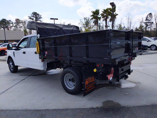 2021 Ford F-350 Crew Cab DRW 4x2, Godwin 300U Dump Body #00T12192 - photo 6