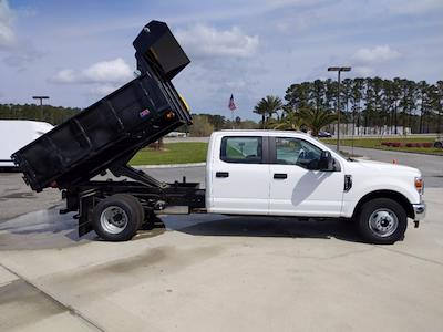 2021 Ford F-350 Crew Cab DRW 4x2, Godwin 300U Dump Body #00T12192 - photo 14
