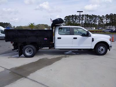 2021 Ford F-350 Crew Cab DRW 4x2, Godwin 300U Dump Body #00T12192 - photo 4
