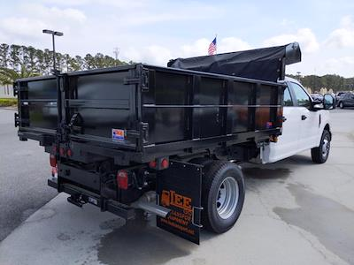 2021 Ford F-350 Crew Cab DRW 4x2, Godwin 300U Dump Body #00T12192 - photo 2