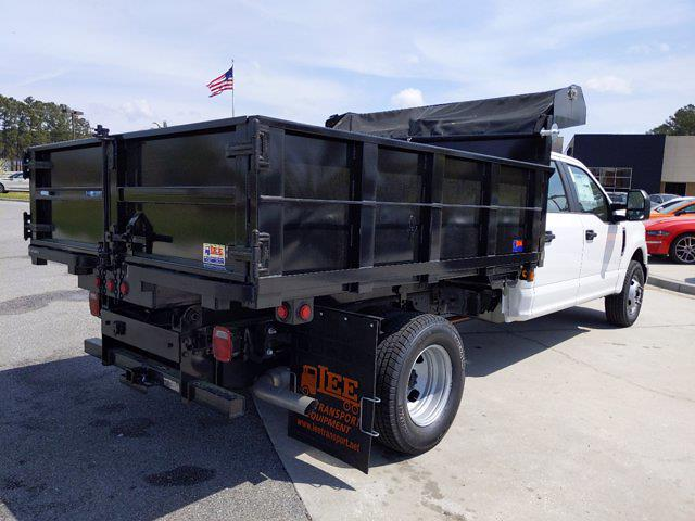 2021 Ford F-350 Crew Cab DRW 4x2, Godwin Dump Body #00T12196 - photo 1