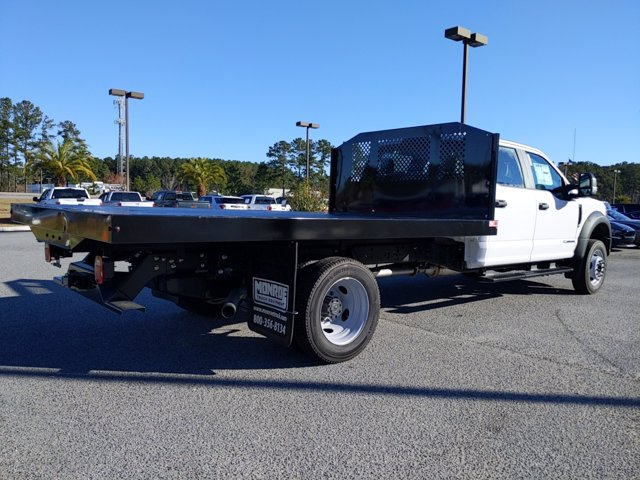 2020 Ford F-550 Crew Cab DRW 4x4, Monroe Platform Body #00T12266 - photo 1