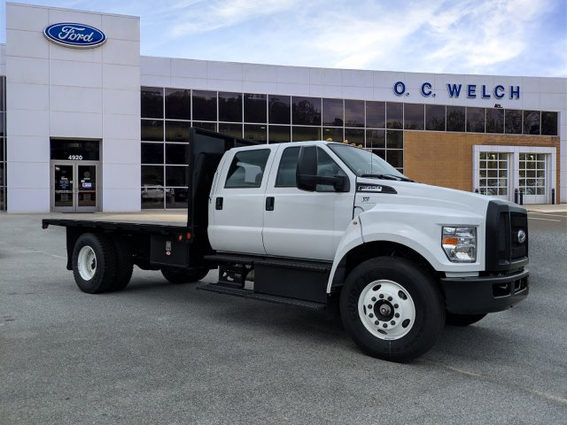 2019 Ford F-650 Crew Cab DRW RWD, Double A Dump Body #00T15947 - photo 1