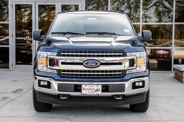 2018 F-150 SuperCrew Cab 4x4, Pickup #00T19982 - photo 3