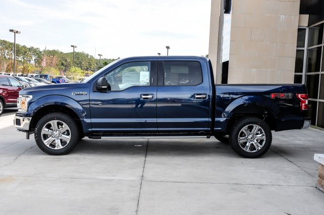 2018 F-150 SuperCrew Cab 4x4, Pickup #00T19982 - photo 4