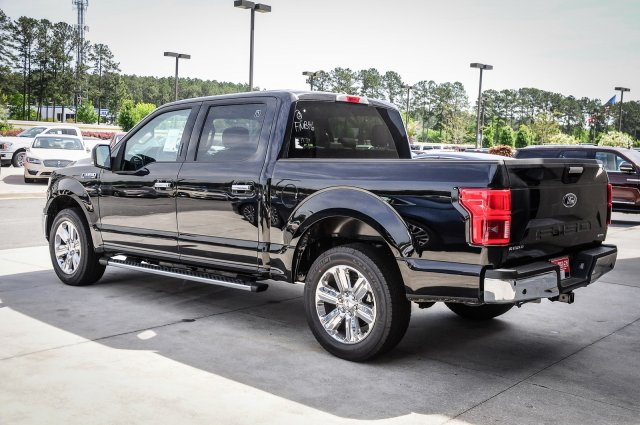2018 F-150 SuperCrew Cab 4x2,  Pickup #00T22679 - photo 2