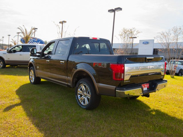 2018 F-150 SuperCrew Cab 4x4,  Pickup #00T22683 - photo 2