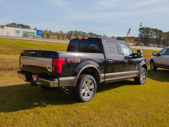 2018 F-150 SuperCrew Cab 4x4,  Pickup #00T22683 - photo 4