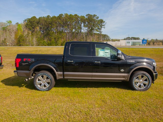 2018 F-150 SuperCrew Cab 4x4,  Pickup #00T22683 - photo 9