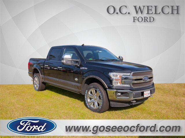 2018 F-150 SuperCrew Cab 4x4,  Pickup #00T22683 - photo 3
