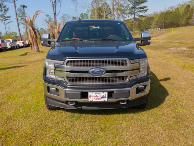 2018 F-150 SuperCrew Cab 4x4,  Pickup #00T22683 - photo 5