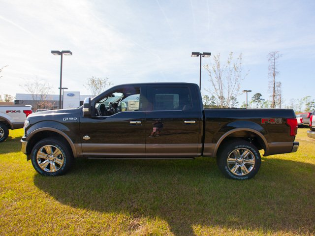 2018 F-150 SuperCrew Cab 4x4,  Pickup #00T22683 - photo 6