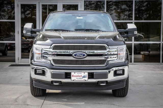2018 F-150 SuperCrew Cab 4x4,  Pickup #00T22687 - photo 3