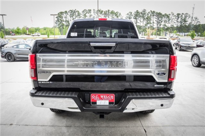 2018 F-150 SuperCrew Cab 4x4,  Pickup #00T22687 - photo 5