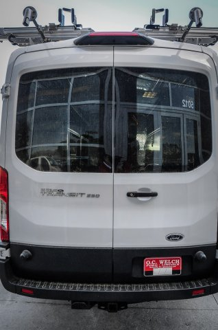 2018 Transit 250 Med Roof 4x2,  Adrian Steel Upfitted Cargo Van #00T22696 - photo 6