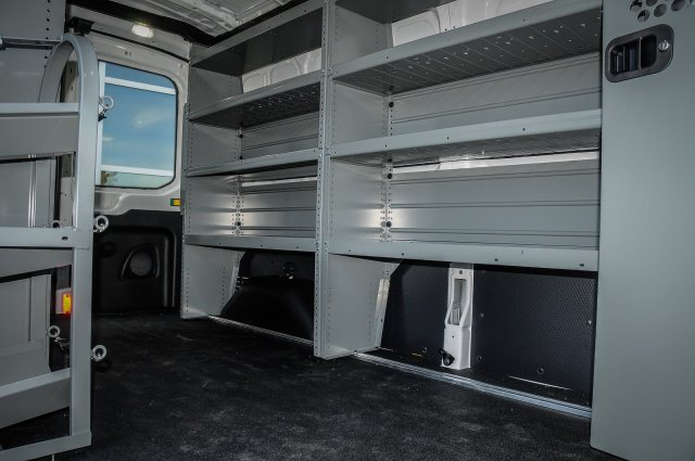 2018 Transit 250 Med Roof 4x2,  Adrian Steel Upfitted Cargo Van #00T22696 - photo 24