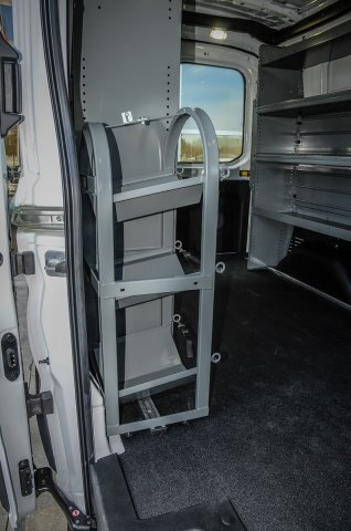 2018 Transit 250 Med Roof 4x2,  Adrian Steel Upfitted Cargo Van #00T22696 - photo 25