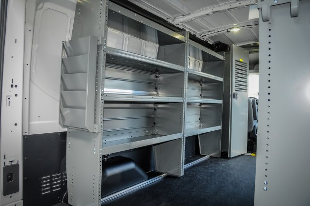 2018 Transit 250 Med Roof 4x2,  Adrian Steel Upfitted Cargo Van #00T22696 - photo 26