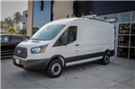 2018 Transit 250 Med Roof 4x2,  Adrian Steel Upfitted Cargo Van #00T22696 - photo 1