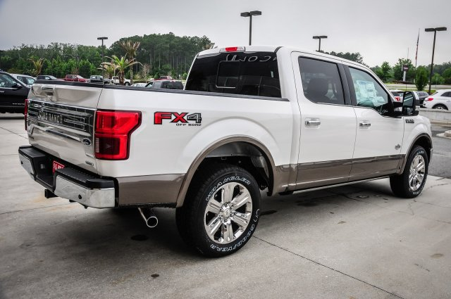 2018 F-150 SuperCrew Cab 4x4,  Pickup #00T22700 - photo 6