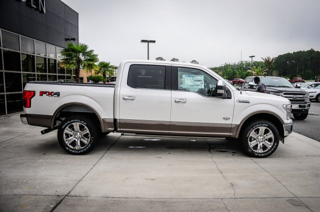 2018 F-150 SuperCrew Cab 4x4,  Pickup #00T22700 - photo 8