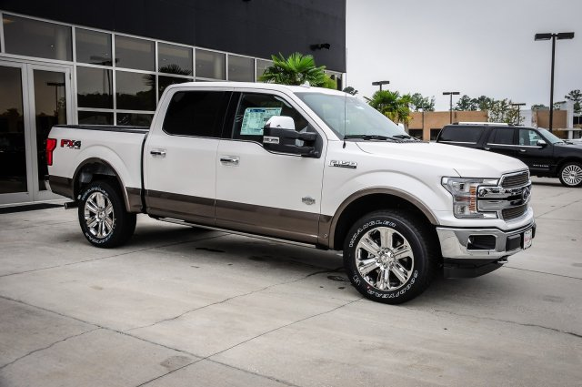 2018 F-150 SuperCrew Cab 4x4,  Pickup #00T22700 - photo 9