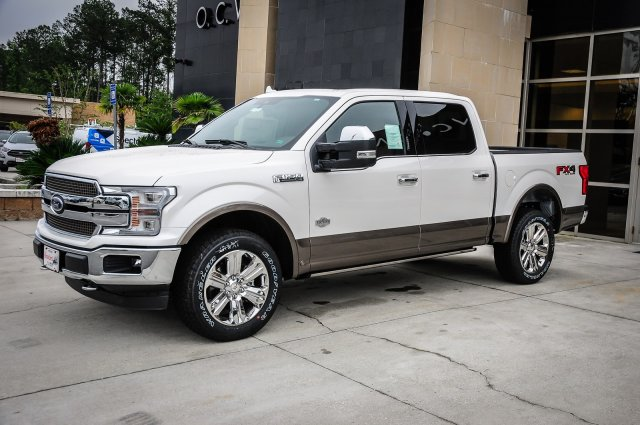 2018 F-150 SuperCrew Cab 4x4,  Pickup #00T22700 - photo 1
