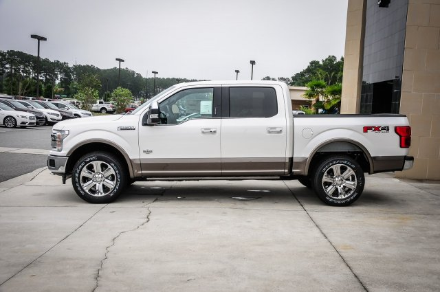 2018 F-150 SuperCrew Cab 4x4,  Pickup #00T22700 - photo 4