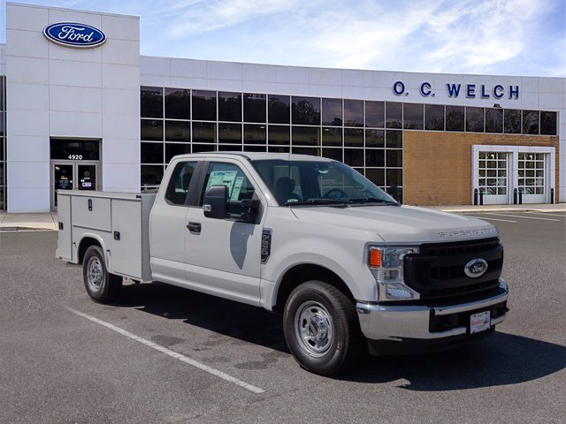 2020 Ford F-250 Super Cab 4x2, Cab Chassis #00T25128 - photo 1