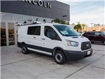 2018 Transit 150 Low Roof 4x2,  Adrian Steel PHVAC Upfitted Cargo Van #00T25457 - photo 1