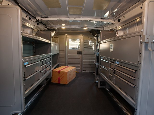 2018 Transit 250 Low Roof 4x2,  Adrian Steel PHVAC Upfitted Cargo Van #00T25459 - photo 18