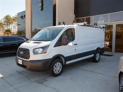 2018 Transit 250 Low Roof 4x2,  Adrian Steel PHVAC Upfitted Cargo Van #00T25459 - photo 1