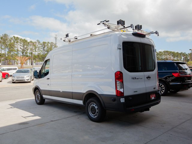 2018 Transit 250 Med Roof 4x2,  Adrian Steel Upfitted Cargo Van #00T25460 - photo 6