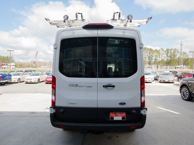 2018 Transit 250 Med Roof 4x2,  Adrian Steel Upfitted Cargo Van #00T25460 - photo 7
