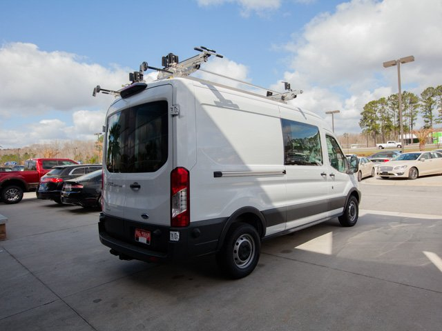 2018 Transit 250 Med Roof 4x2,  Adrian Steel Upfitted Cargo Van #00T25460 - photo 8