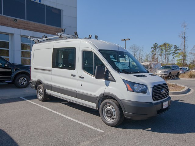 2018 Transit 250 Med Roof 4x2,  Adrian Steel Upfitted Cargo Van #00T25460 - photo 18